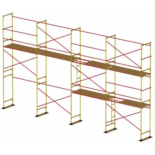 Леса строительные рамные ЛРСП-40
