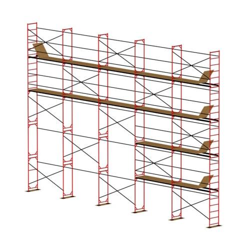 Леса строительные рамные ЛРСП-60