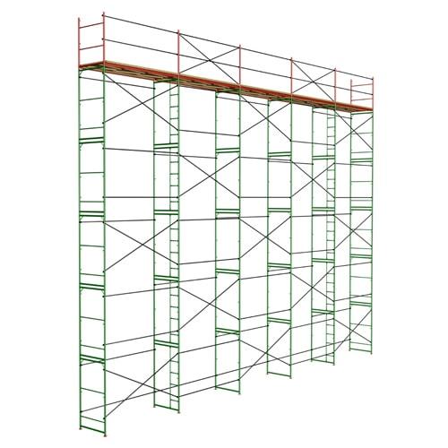 Леса строительные рамные ЛРСП-100