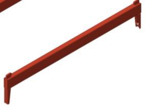 Ригель 2 м
